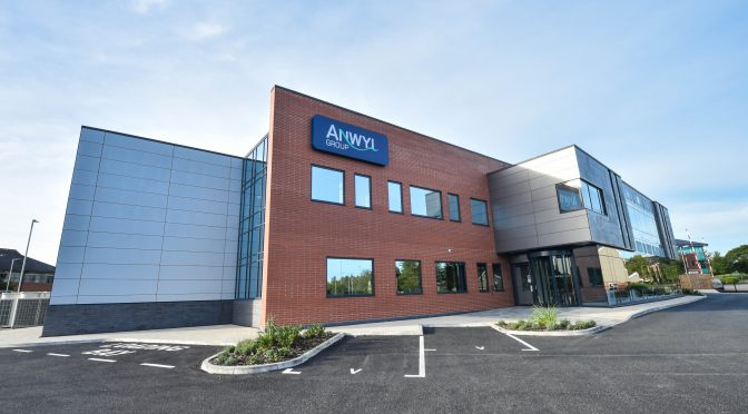 Anwyl Construction Secure a Place on £335m Framework