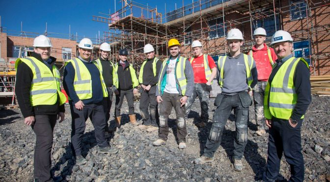 Partnership with leading social housing provider creates over 20 apprenticeships