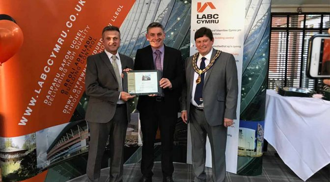 LABC Building Excellence Awards success