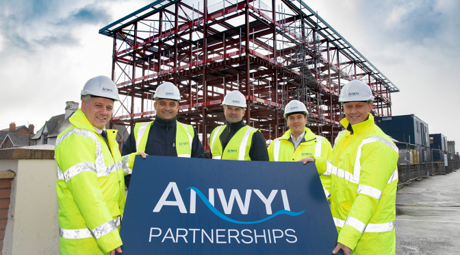 Construction division of Anwyl Group announce rebrand as ambitious five year plan is revealed