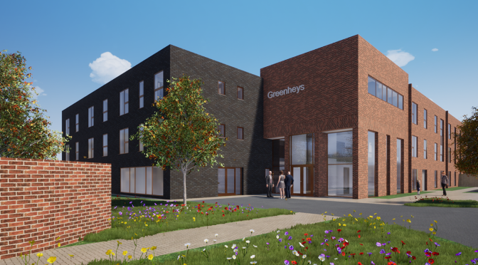 Anwyl Partnerships submit plans for latest residential scheme